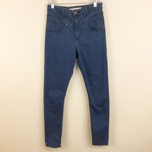 ASOS High Waisted Jean Double Seam Sz 28